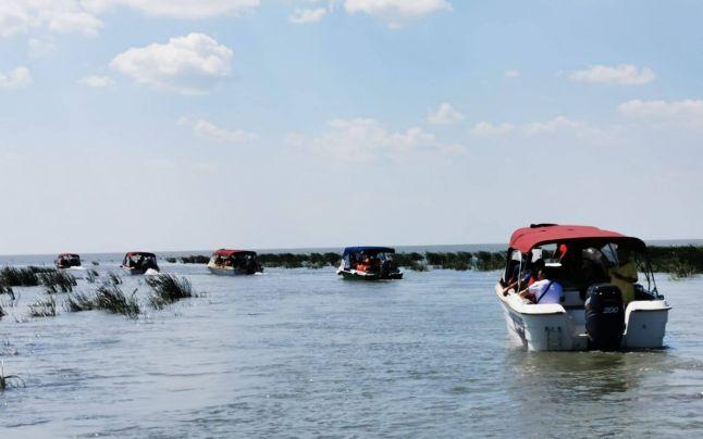 Asociația Delta Dunării vrea întâlnire de urgență cu Atena Groza