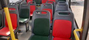 STP a curățat și igienizat autobuzele