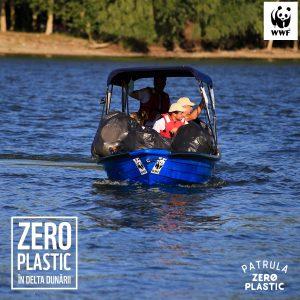 În Deltă sunt prea puține coșuri pentru reciclarea gunoiului!