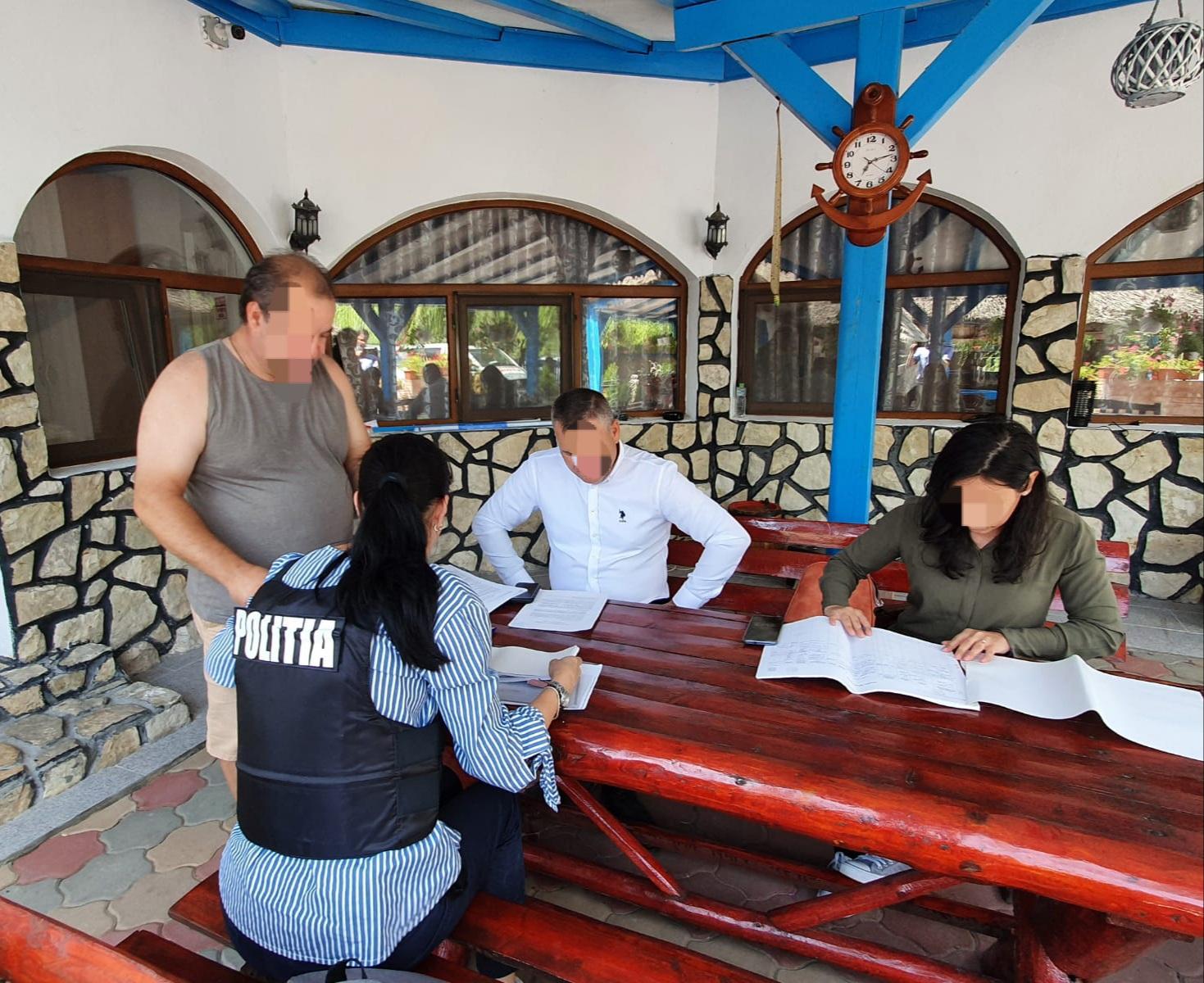 Turism de evaziune în Deltă! 12 agenți economici amendați in doar o zi!