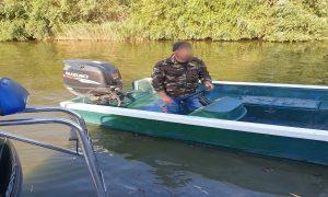 Braconieri prinși pe lacul Golovița, zonă strict protejată