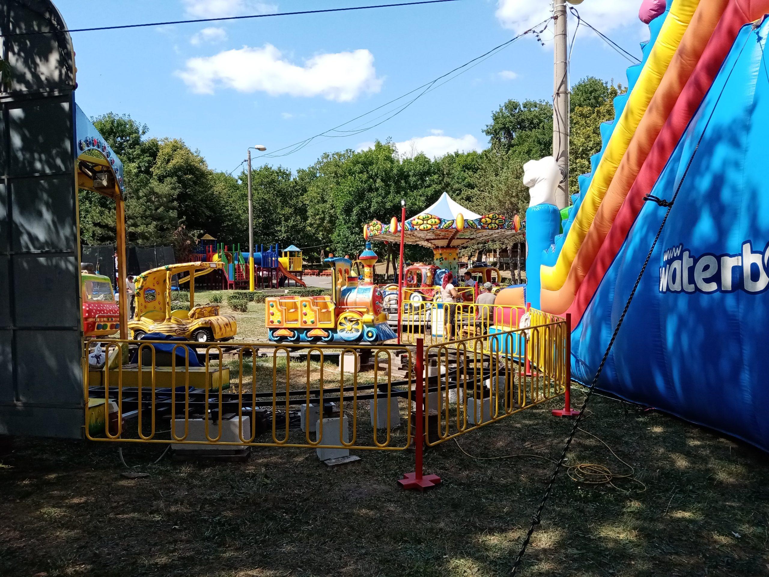 3 zile de distracție în Orășelul Copiilor