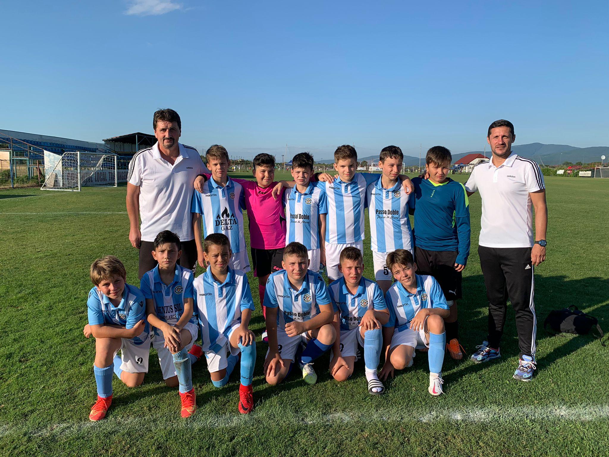 Rezultate foarte bune pentru copii de la ACSM DELTA Tulcea, la Turneul de la Brașov