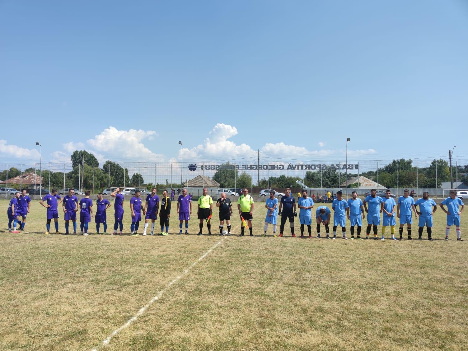 Patru echipe tulcene vor juca în turneul final de Cupa Satelor