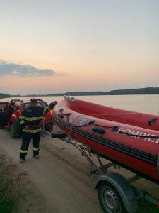 Week-end tragic în județ! Doi bărbați s-au înecat în Dunăre!