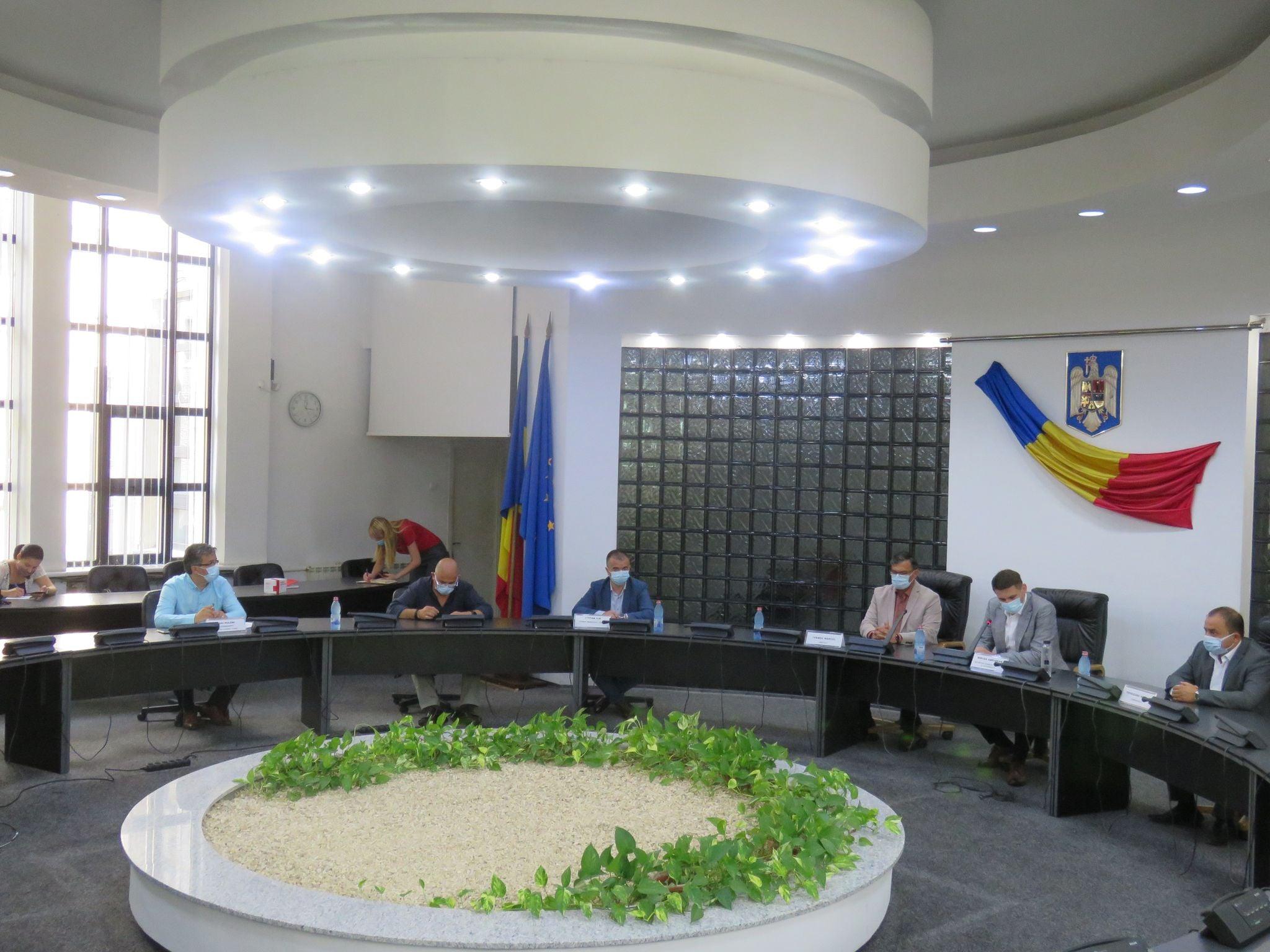 Mircea Abrudean a venit la Tulcea să prezinte Planul Național de Investiții Anghel Saligny