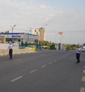 Curg amenzile la intersecția de la Peco