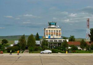 Investiții de peste 100 de milioane lei în Aeroportul Tulcea