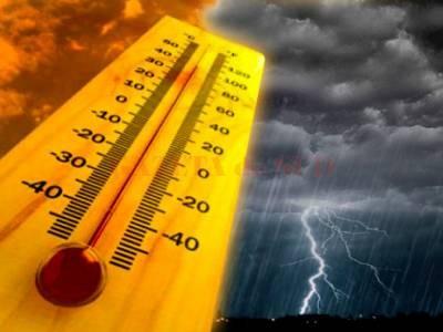 Week-end cu instabilitate atmosferică în toată țara