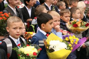 Ceremoniile de deschidere a anului școlar vor fi permise, dar în anumite condiții