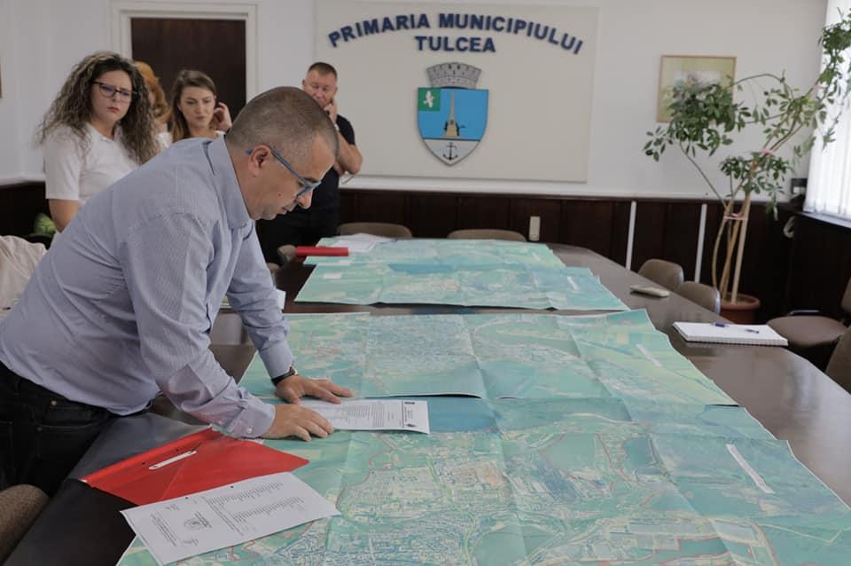 Se extinde rețeaua de gaze naturale pe 90 de străzi din municipiu