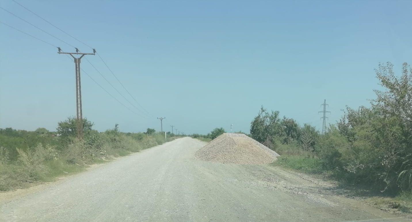 Lucrări de întreținere pe drumul județean Tulcea-Chilia Veche
