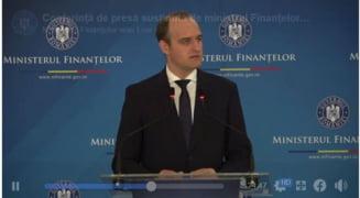 Noul ministru de Finanțe, Dan Vîlceanu, nu știe cât este salariul minim din România