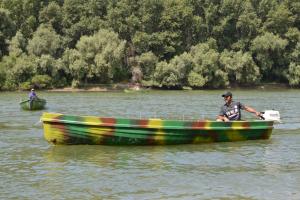 Bărci noi pentru pescarii din Turcoaia