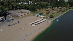 Scăldatul în lacul Ciuperca este, în sfârșit, permis!