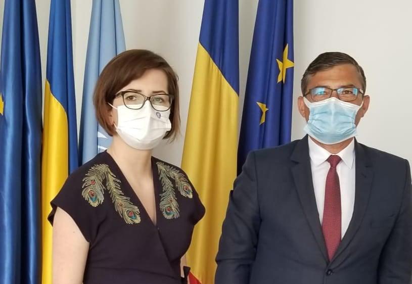 Lipsa medicilor și ambulanțelor din Deltă discutată de prefect cu ministrul Sănătății