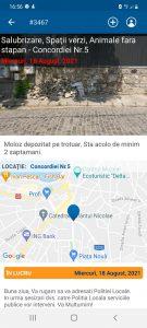 Angajat al Primăriei sancționat după un răspuns penibil pe aplicația Tulcea City Report