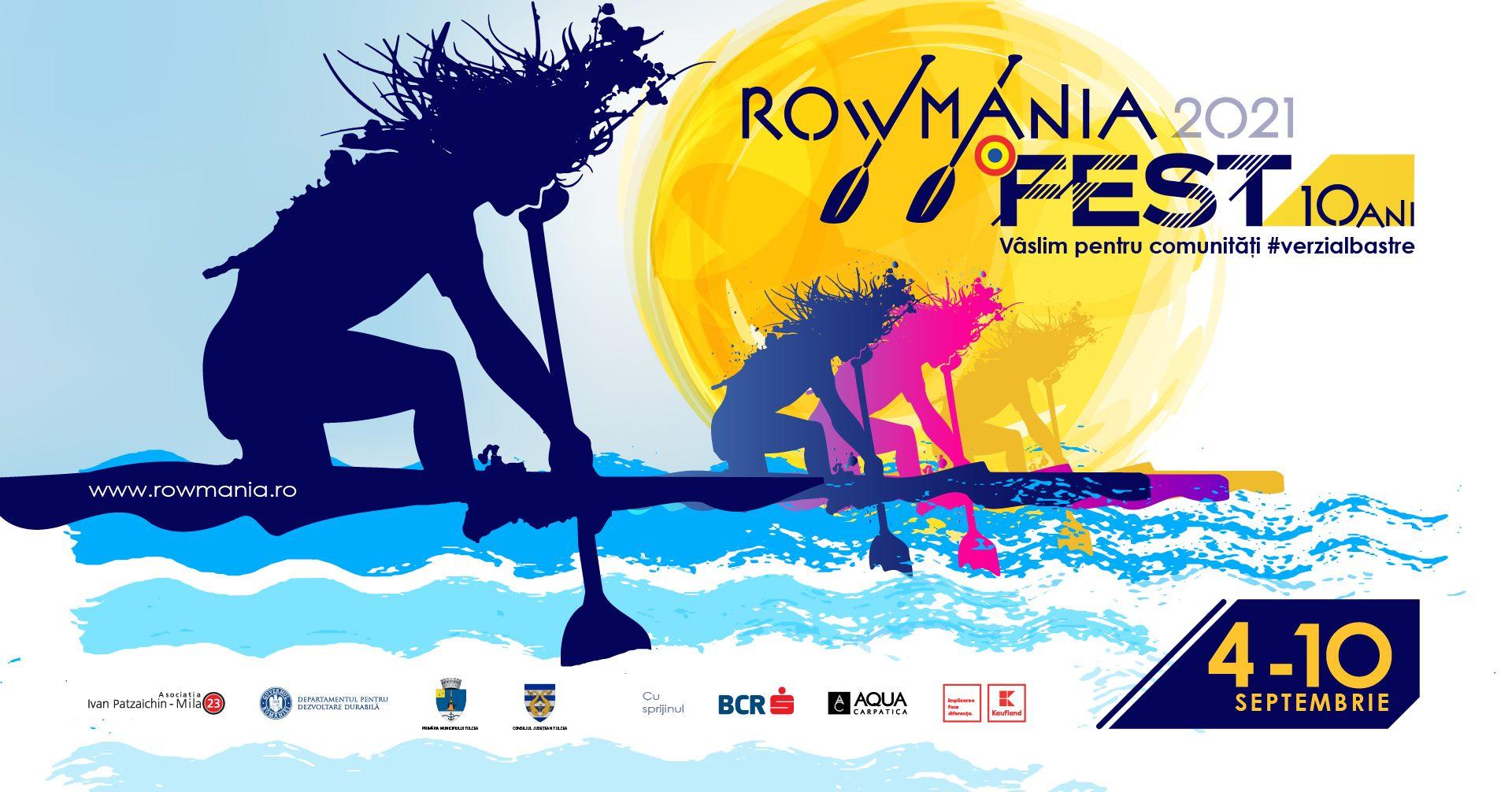 Tulcenii invitați să ecologizeze zona Zaghen în cadrul Rowmania Fest