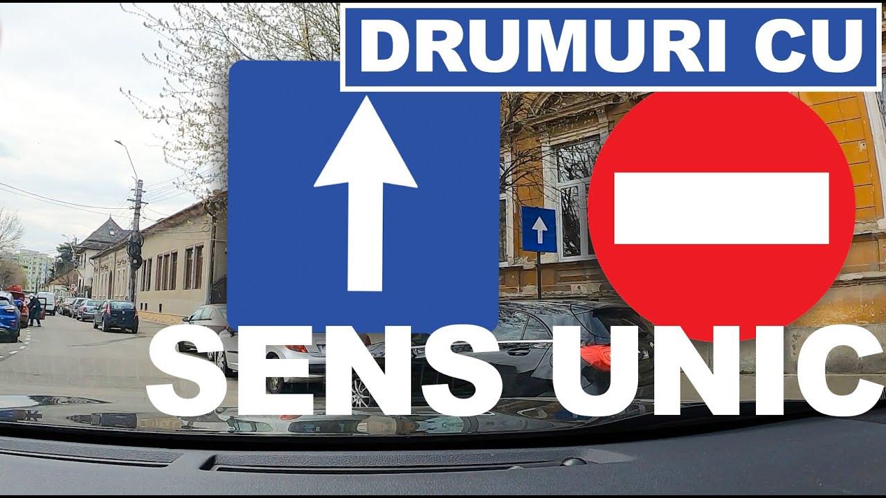 Noi străzi cu sensuri unice și giratorii în municipiu