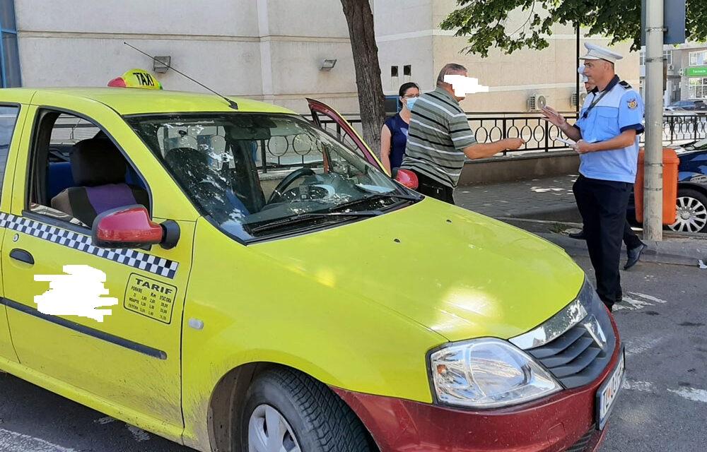 Nou regulament pentru taximetriștii tulceni