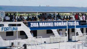 Sâmbătă, de Ziua Marinei, în Portul Tulcea, doar vaccinați sau testați