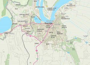 Primăria Tulcea are în plan reconfigurarea spaţiului public din municipiu