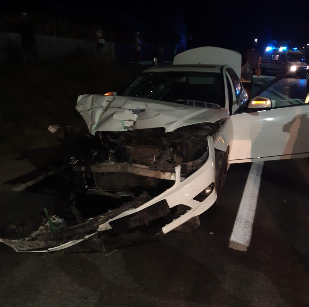 Accident fatal în Văcăreni! Un căruțaș a fost lovit mortal de o mașină