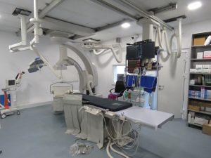 Spitalul Județean de Urgență Tulcea are de acum Centru de Angiografie performant!