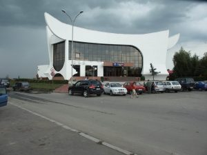 Centre de vaccinare și testare, la Gară, pentru Festivalul Rowmania