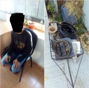 Minor din Tulcea depistat la furat chiar în prima zi de școală