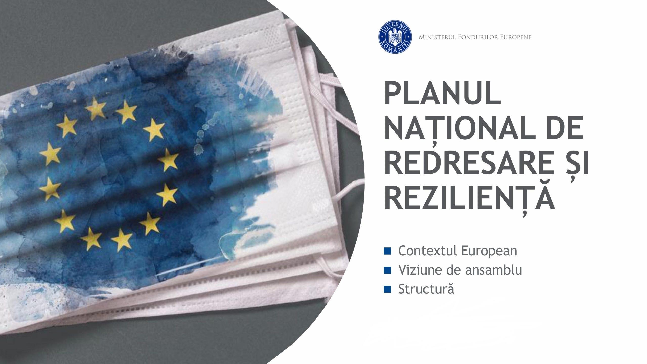 Șișcu: Nu e cazul să petrecem, PNRR nu este un cadou, ci o responsabilitate uriașă spre dezvoltare