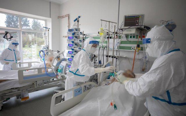 La Spitalul din Tulcea nu mai sunt paturi libere la terapie intensivă pentru bolnavii de Covid!