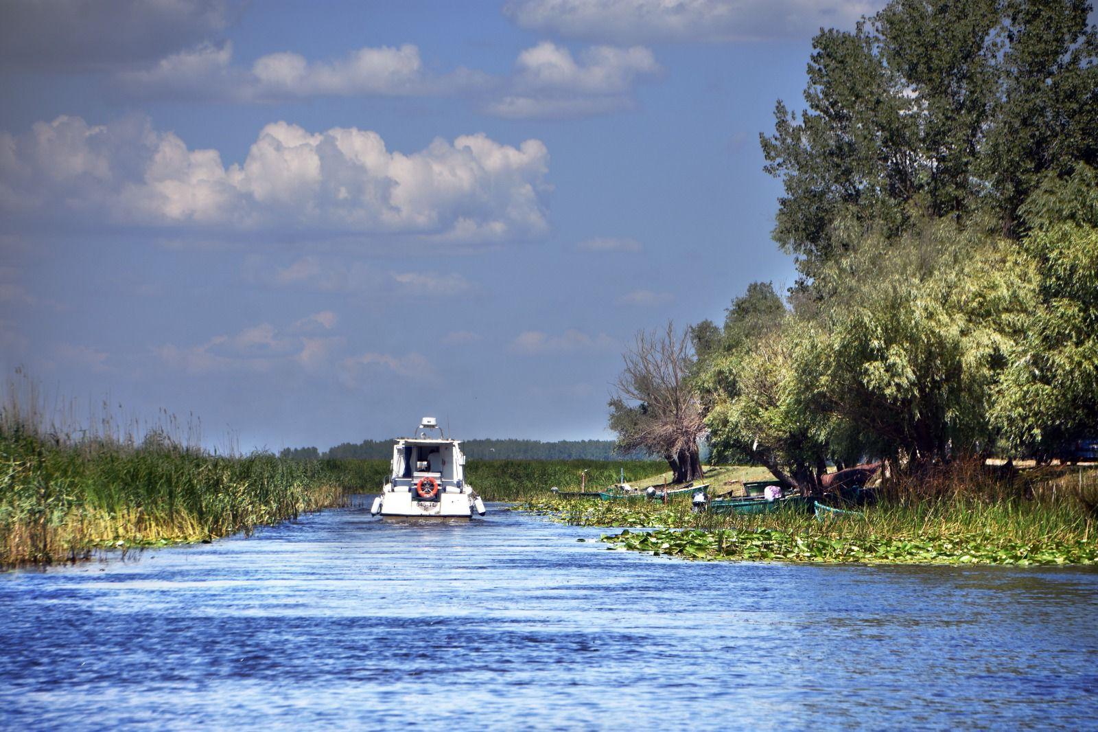 Turismul deltaic, afectat de pandemie și nu numai! Numărul turiștilor din Delta Dunării a scăzut cu peste 10%!