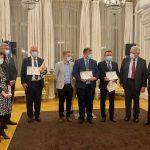 Orașul Isaccea premiat de Ambasada Franței în România, pentru punerea în valoare a cetății Noviodunum