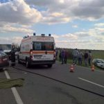 Accident rutier lângă Telița, soldat cu 5 victime!