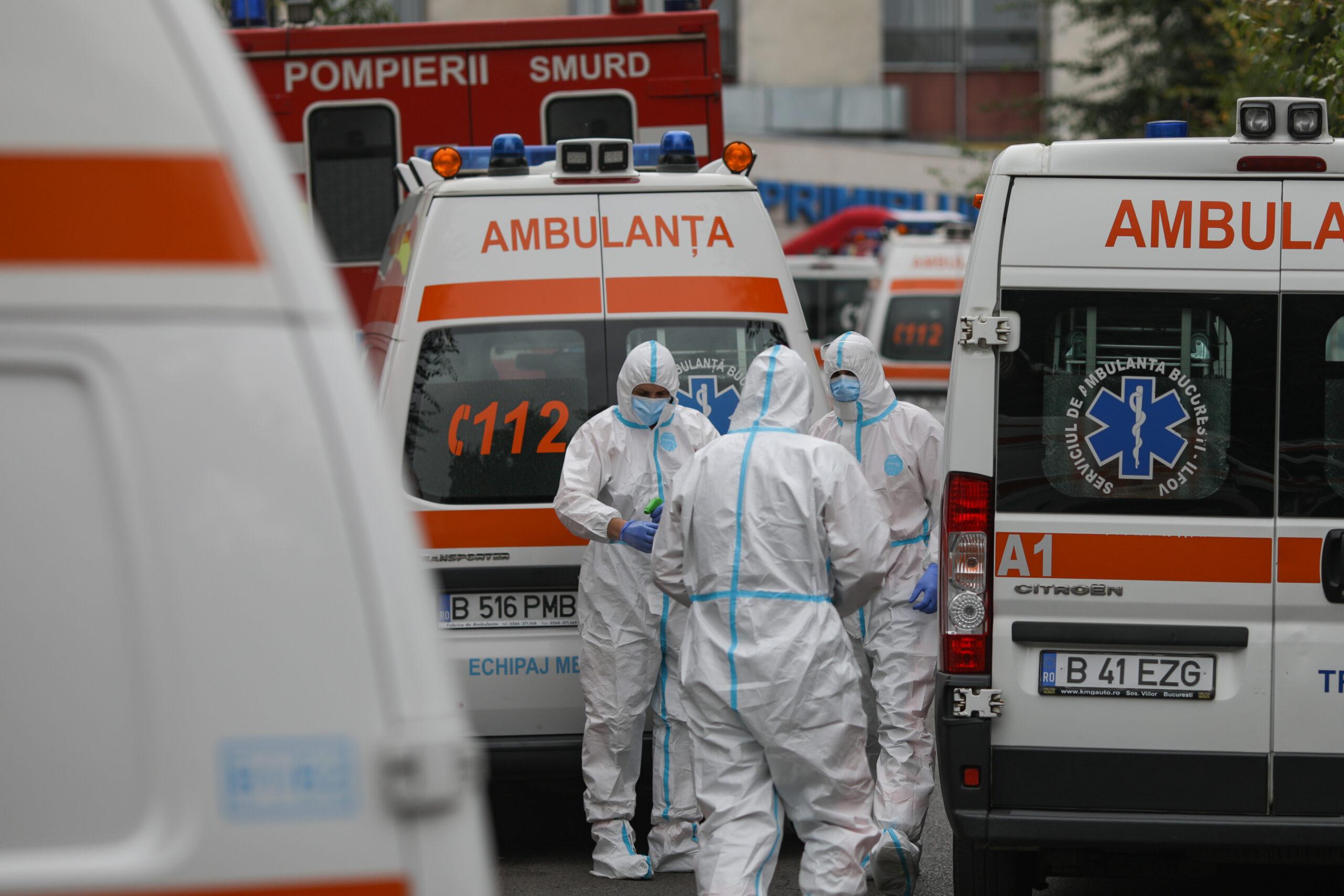 Decizie fără precedent: Organizaţia Mondială a Sănătăţii a trimis la Bucureşti un expert pentru a rezolva criza COVID19