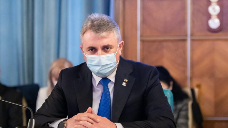 Ministrul Bode: Peste 6 la mie, masca este obligatorie doar în zone aglomerate