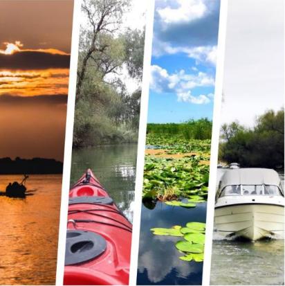 """""""Delta pentru Oameni – Oameni pentru Deltă"""", o nouă strategie de dezvoltare pusă în valoare de Asociația Delta Dunării"""