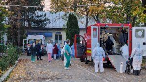 Trei pacienți au murit la Spitalul Orășenesc Târgu Cărbunești, după ce instalația de oxigen s-a oprit
