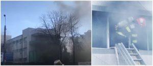 9 pacienți morți pe secția de ATI a Spitalului de Boli Infecțioase Constanța, în urma unui incendiu! Surse: Cauza ar fi un scurt-circuit la un prelungitor!